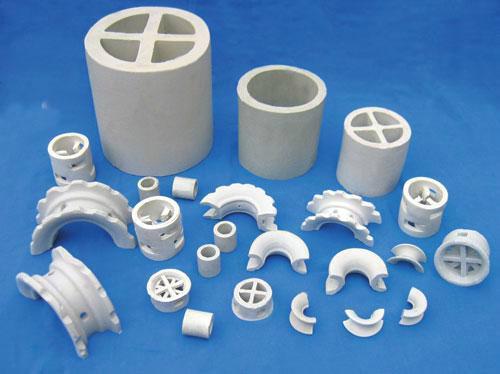 瓷环填料_供应陶瓷填料陶瓷环矩鞍环