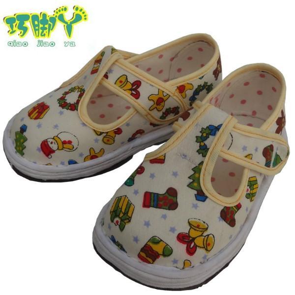 供应新款儿童男女布鞋手工千层底童鞋