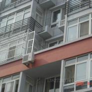 阳台护栏/汇丰栅栏/热浸锌护栏图片