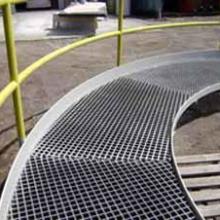 供应格栅板电厂用到的平台焊接钢格板,安平县大乐丝网制品有限公司批发