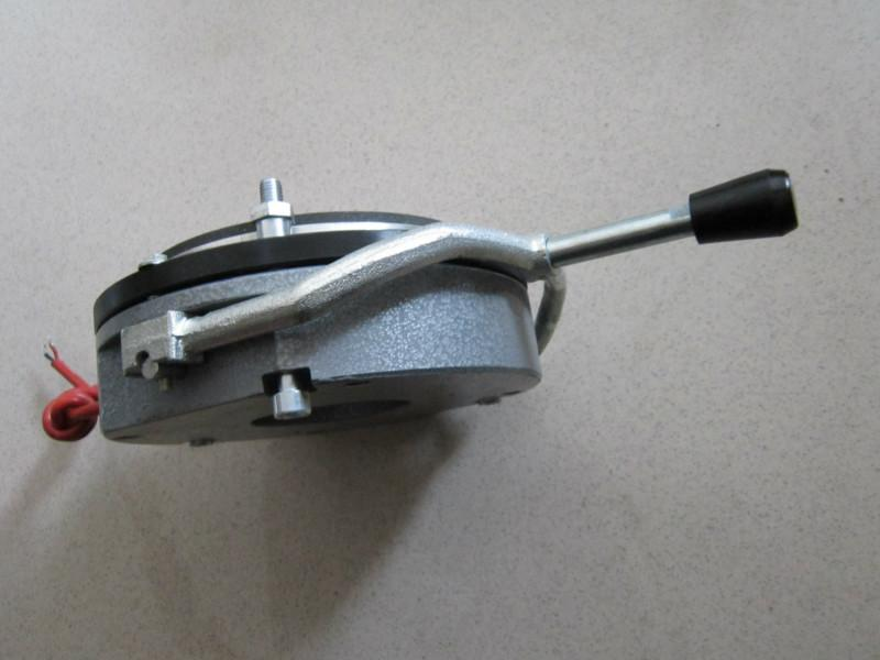 供应24V电磁制动器DLTZ-40,小车制动器