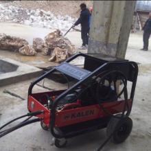 凝汽器高压清洗机_鄂尔多斯城市广场高压清洗机