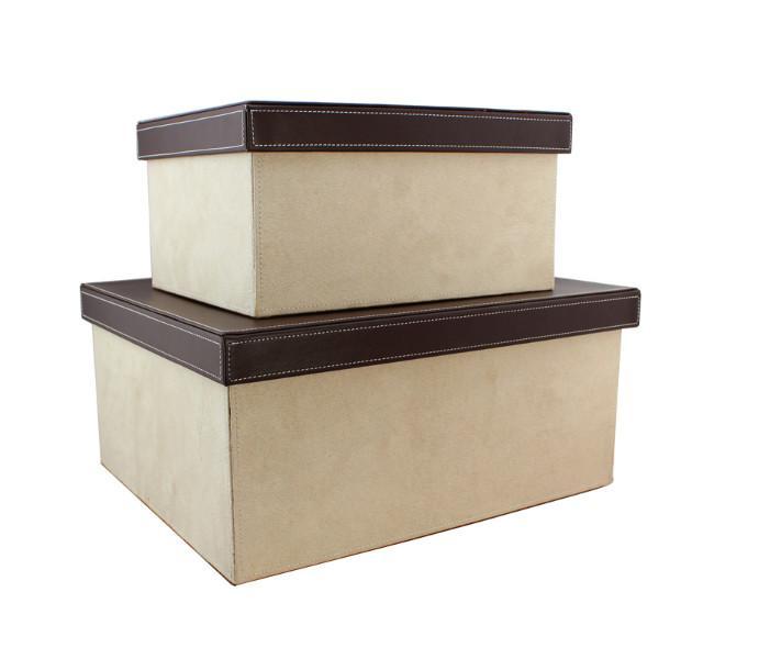 酒店皮具鞋盒鞋篮居家超大容纳盒创意时尚杂物储物篮图片