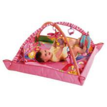 供应婴儿游戏垫中山宝宝爬行垫户外婴儿睡觉垫子多功能音乐旅游垫批发