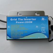 供应太阳能200--1000W并网逆变器