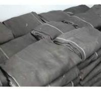 供应新疆耐高温硅油石墨玻璃纤维除尘袋