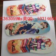 喷绘EVA鞋垫数码印刷机图片
