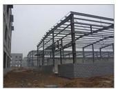 哈尔滨钢结构厂房图片