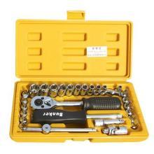 邦克手动工具 29件维修组合工具 BK-254005