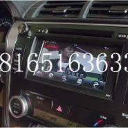 供应西安凯美瑞原车屏幕升级导航价格