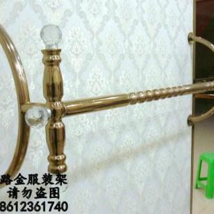 北京路金服装上墙壁挂架图片
