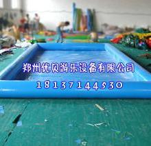 供应大型儿童充气水池/儿童沙池批发价/儿童玩沙玩水池现货