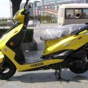 安庆雅马哈迅鹰125摩托车价格图片