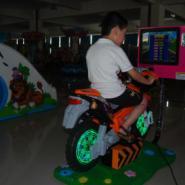 儿童版3d摩托游艺机图片