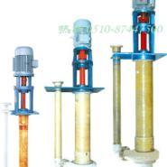 宙斯泵业yu-2液下泵石灰浆循环泵图片