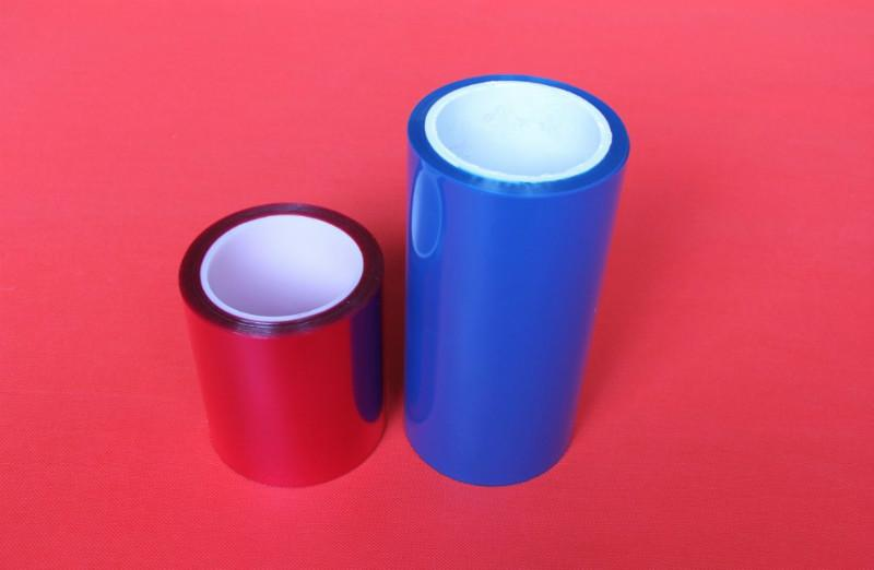 供应10C蓝色离型膜_01MM蓝色PET离型膜_PET离型膜