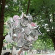 五星气球/铝箔五星图片