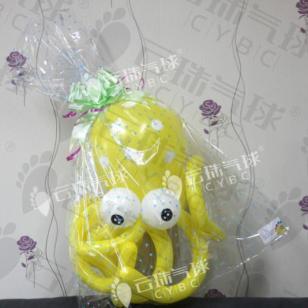 气球玫瑰花气球小造型礼品气球图片