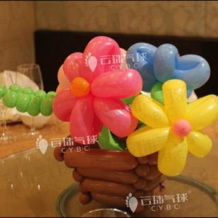 气球桌花/气球鲜花/气球装饰图片