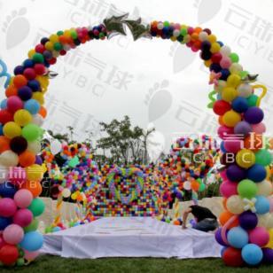成都气球婚礼/婚车装饰/婚礼策划图片