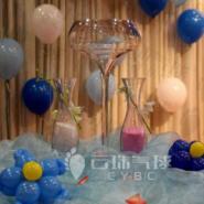 如何用气球做装饰图片