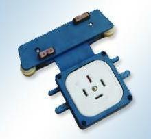 供应JD4-20/30四线插座集电器厂家图片