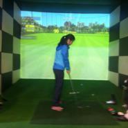 苏州市室内高尔夫模拟器图片