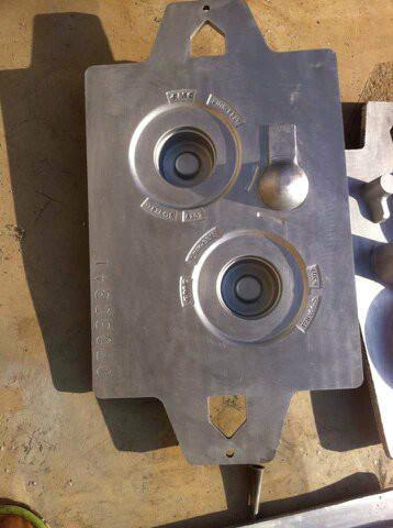 供应铸造模具-厂家-翻砂覆膜砂重力铸造图片