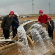 井点降水大小深井工程降水冷风机图片