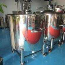 供应龙岩不锈钢储罐-卫生级储料罐厂家批发