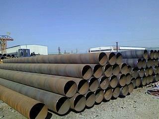 供应山东螺旋焊管价格图片