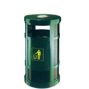 钢板喷塑垃圾桶图片/钢板喷塑垃圾桶样板图 (1)
