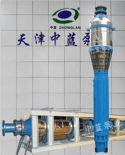 大功率煤矿用潜水泵