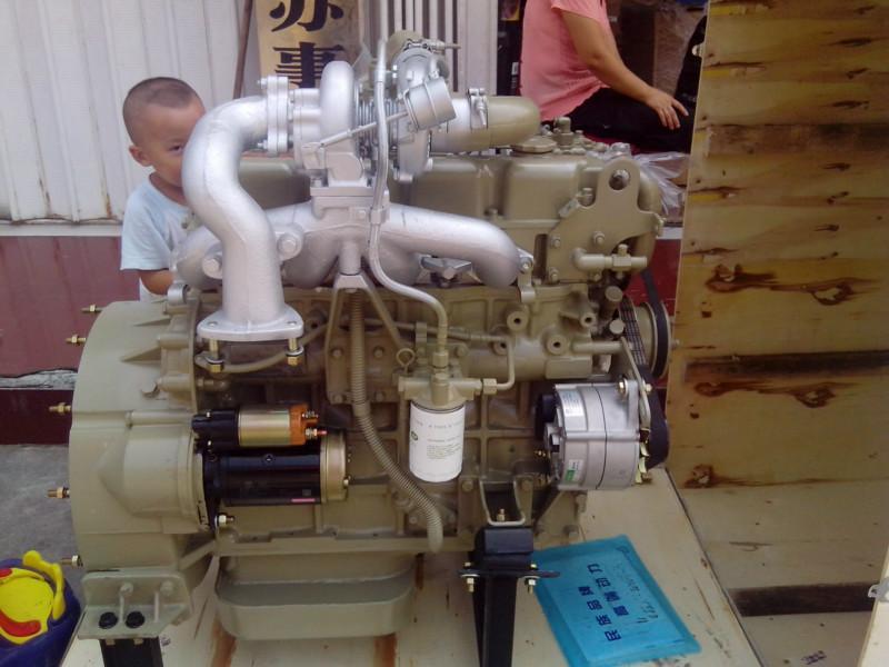 供应锡柴4110/125ZA5发动机多少钱一台图片