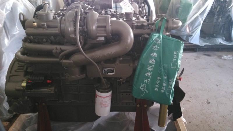 供应哪里有玉柴YC6J210-33发动机图片