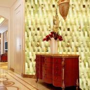 玉石背景墙图片