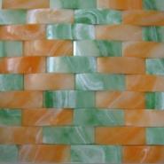 仿玛瑙玉合成玉板材品图片