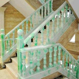 人造石楼梯扶手哪家好图片