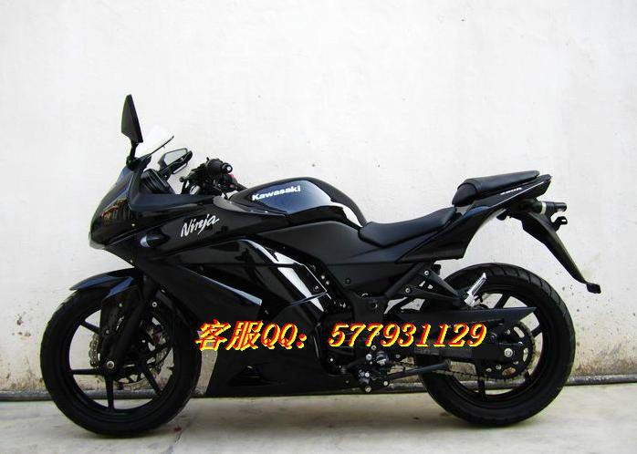 250摩托车 250摩托车供货商 川崎小忍者250摩托车 250摩高清图片