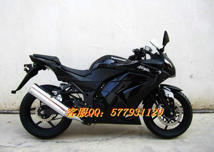 川崎小忍者250摩托车   川崎小忍者250摩托车   250摩托高清图片