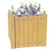 供应梧州市景观花盆花箱花架花车制作,梧州市景观花盆花箱大量批发图片