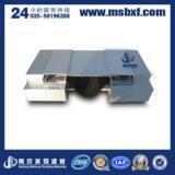 南京美硕供应墙面金属卡锁型MSNSK型平面变形缝装置