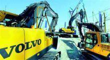 供應進口二手工程機械在上海山東的報關圖片