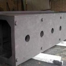 供应机床床身,铸造方法