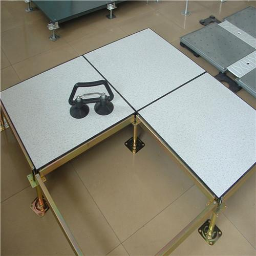 供应河南沈飞全钢防静电地板/木基防静电地板/硫酸钙地板
