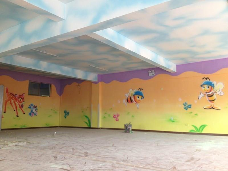幼儿园室内墙绘图片_幼儿园室内墙绘图片大全_幼儿园图片