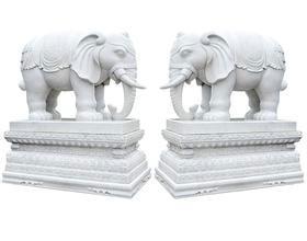普陀石大象图片