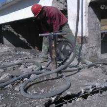 供应绳锯切割支撑梁、桥梁、防撞墙