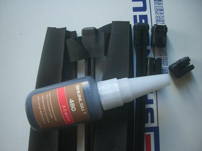 供应用于POM粘的汽车雨刮产品粘接POM粘橡胶
