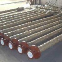 安徽内衬外包四氟投料管厂家 安徽内衬外包四氟投料管价格